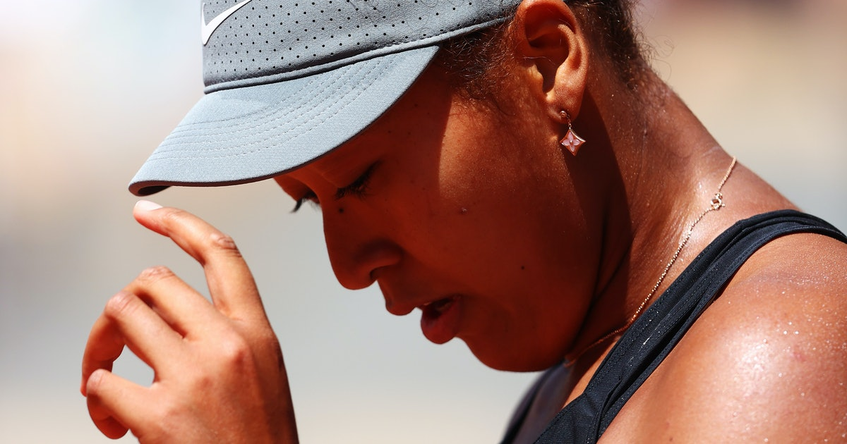 Naomi Osaka's Withdrawal From The French Open Is A Huge Lesson In Self-Care