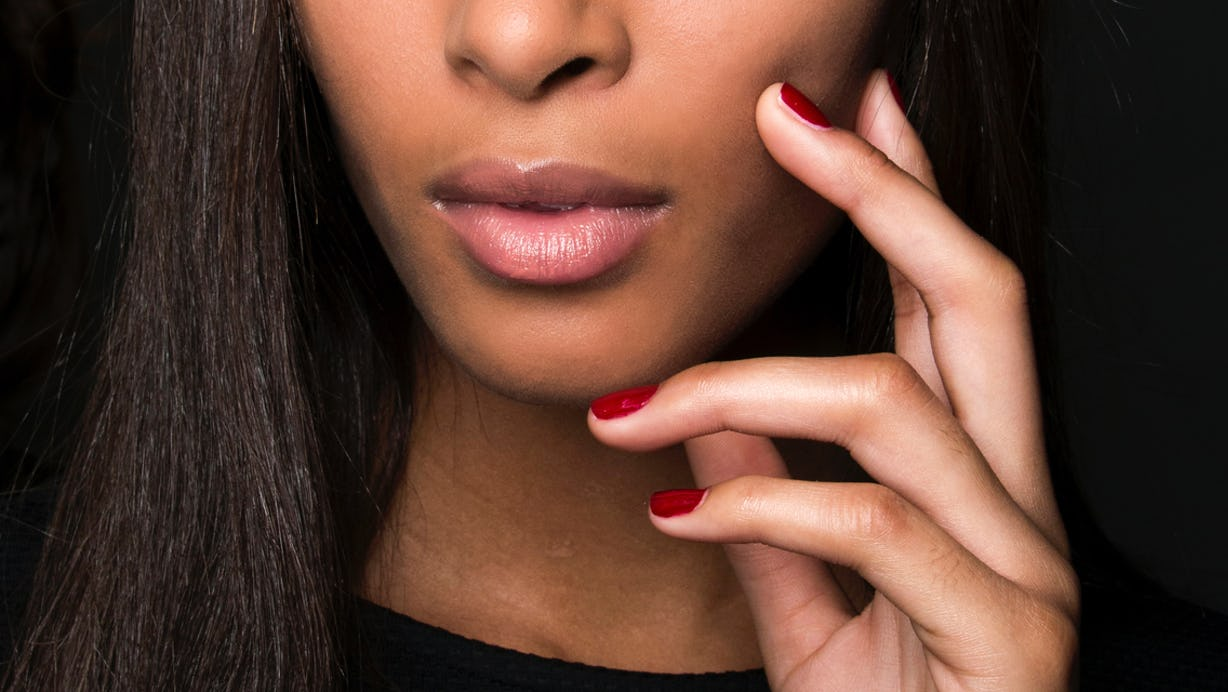 The Summer 2021 Nail Color Trend Fashion Girls Are Embracing