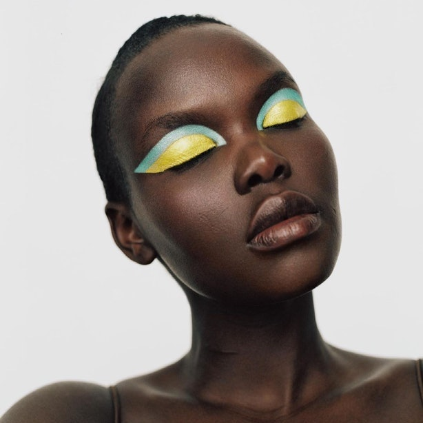 This Drop-Dead Gorgeous Makeup Look Is All The Summer Beauty Inspiration You Need