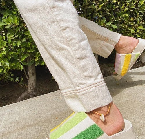 And The #1 Pedicure Color Trend Of Summer Is...