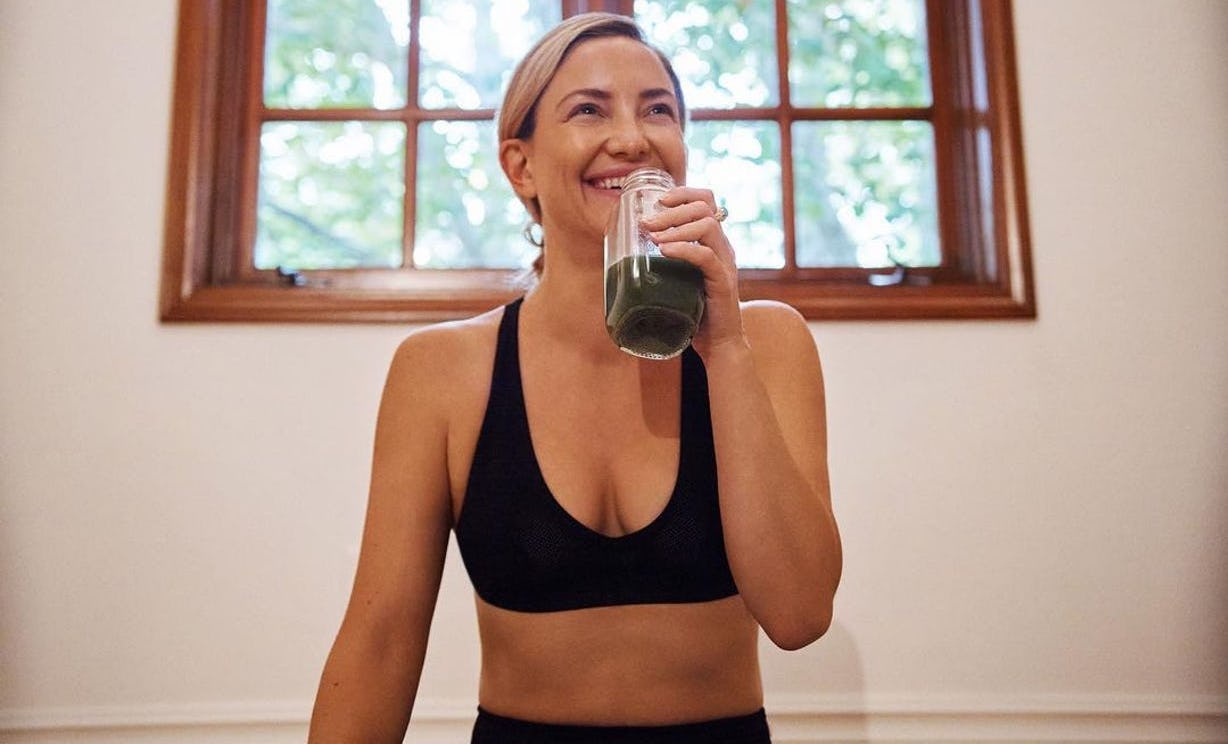 The Core-Strengthening Workout Kate Hudson Can't Get Enough Of