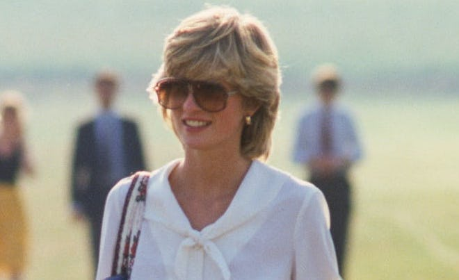 Princess Diana Made This 2021 Swimsuit Trend Cool First