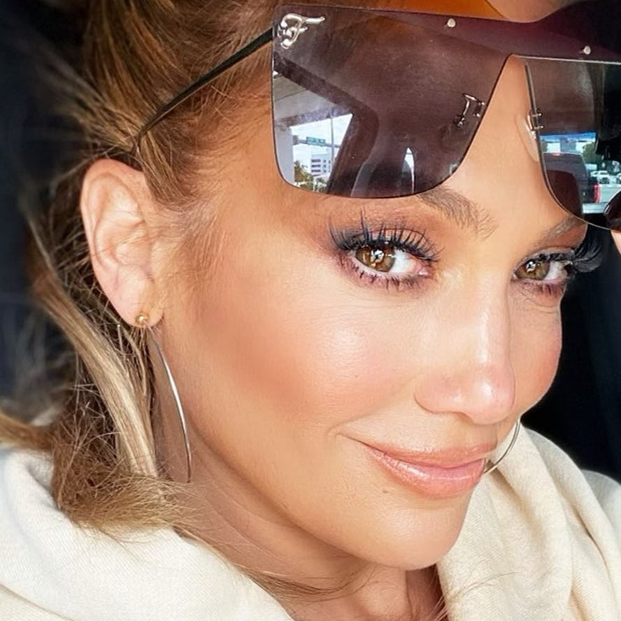 This Gorgeous Nail Color Is The New Neutral—Just Ask J.Lo