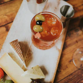 8 Cocktail & Cheese Pairings To Try At Your Next Outdoor Party